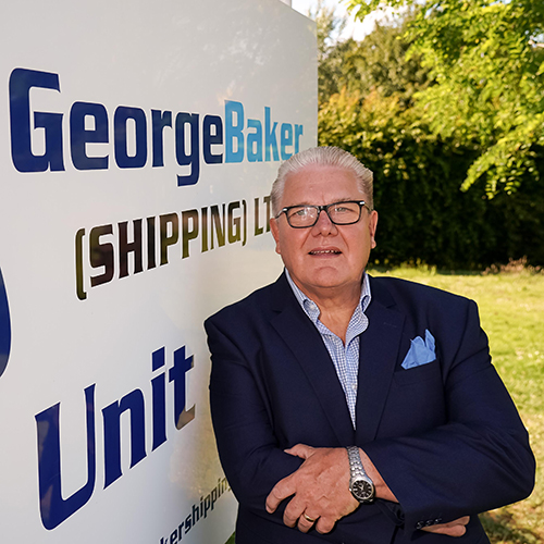 George Baker Staff Profile-500